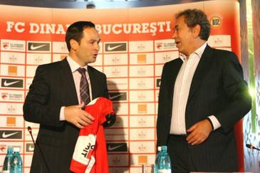 Scandalul dintre Ionut Negoita si Nicolae Badea a ajuns la amenintari! Fostul actionar al lui Dinamo i-a dat ultimatum in privinta unei datorii de doua milioane de euro!