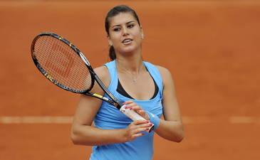 Sorana Cirstea a fost eliminata de Muguruza in turul trei la Wimbledon