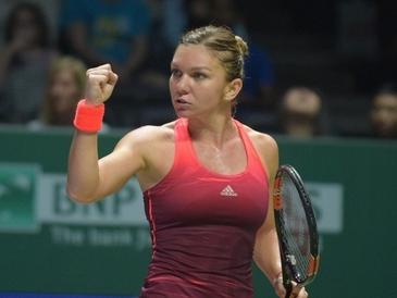 Simona Halep, in finala la Cincinnati. La un pas de numarul 1 mondial