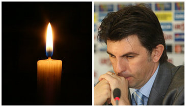 Fostul international Nicolae Lupescu, tatal lui Ionut Lupescu, a decedat