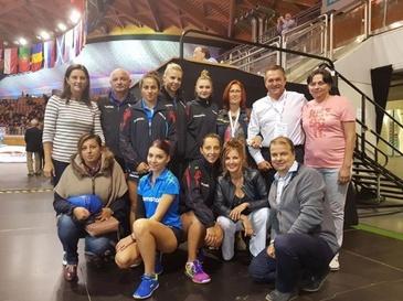 Veste uluitoare pentru sportul romanesc! Echipa feminina de tenis de masa a Romaniei, in finala Europenelor de la Luxemburg