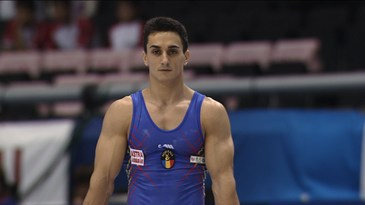 Marian Dragulescu, de urgenta la spital. Care e starea gimnastului