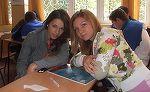 Poze de colectie cu Simona Halep de pe bancile liceului - Niciodata nu ai vazut-o asa. Ti se pare ca s-a schimbat?