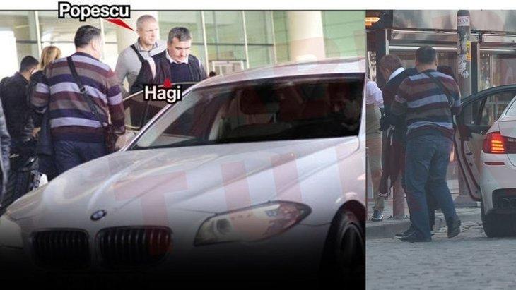 Hagi si Gica Popescu negociaza in Turcia preluarea unui club! Cele doua legende ale fotbalului romanesc ar putea conduce la Izmir o academie in genul celei de la Ovidiu