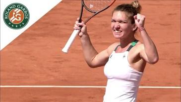 Simona Halep s-a calificat in finala turneului de la Roland Garros!