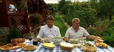 Transilvania, taramul minunilor arhitecturale si culinare! Bazna, tinutul bisericilor fortificate, ascunde o adevarata comoara