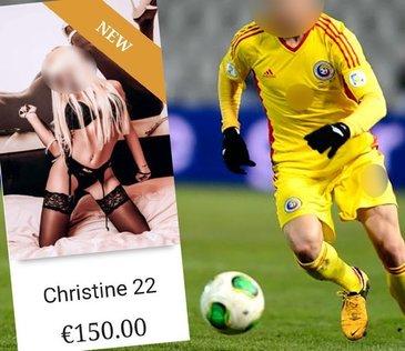 Dezvaluire incredibila. Logodnica unui fotbalist de nationala se vinde pentru 150 de euro intr-un puf  din Austria