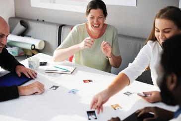 Idei speciale pentru un team building reusit