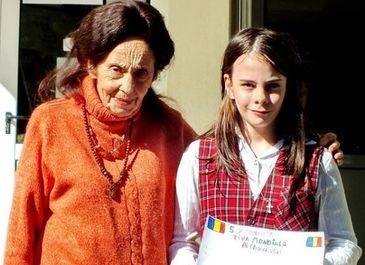 Cea mai batrana mama din lume scoate la iveala totul despre relatia cu fiica ei, in exclusivitate la Stirile Kanal D!