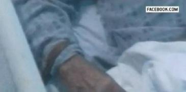 Un nou caz socant zguduie sistemul medical din Romania! Un batran a fost legat de pat, intr-un spital din Slobozia. Care este explicatia medicilor