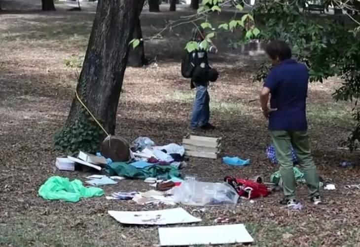 Caz socant! Un medic, sotia si fiica acestuia, atacati de un grup. Barbatul a fost legat de un copac si obligat sa asiste la chinurile prin care trec sotia si fata