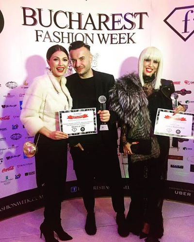 "Emisiunea ""Bravo, ai stil""  - premiata la Romanian Fashion Awards"
