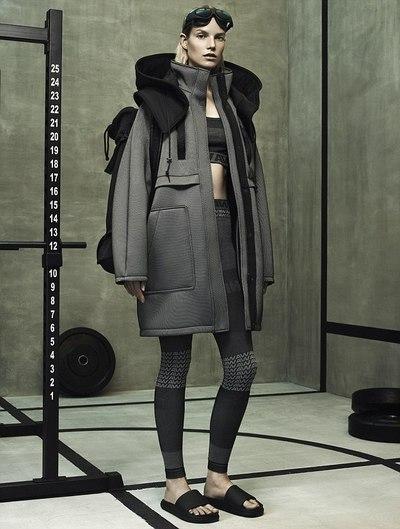 Primele imagini de campanie ALEXANDER WANG x H&M
