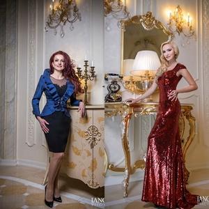 Lacramioara Iordachescu & Adela Diaconu aduc la FashionTv Winter Festival o colectie haute couture