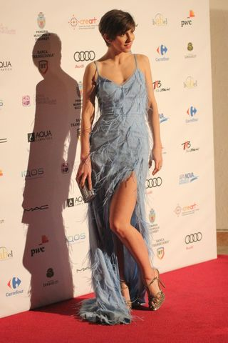 Dana Rogoz, gafa vestimentara uriasa la Premiile Gopo!
