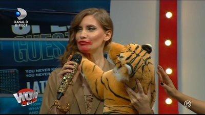 WOW sau BAU?! Iulia Albu a dat verdictul! Iată cine a gafat şi a primit trofeul BAU