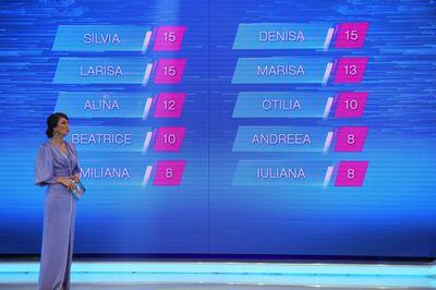 """Seara magica pentru una dintre concurente, la <Gala Noptilor orientale>, """"Bravo, ai stil! All Stars"""" - Iuliana este <aleasa> care va pleca, alaturi de Catalin Botezatu, la """"Paris Fashion Week"""""""