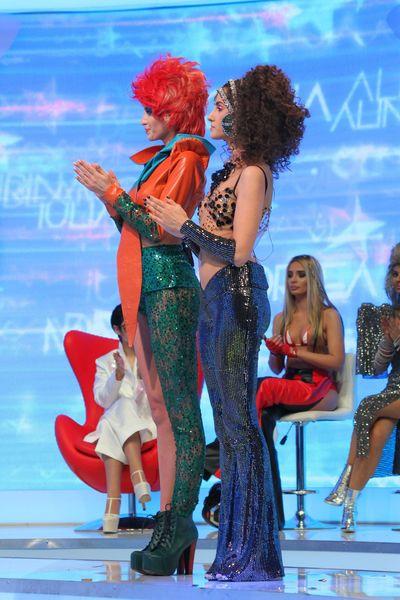 "Andreea este concurenta care paraseste competitia ""Bravo, ai stil! All Stars"""