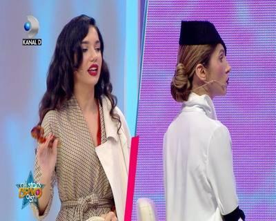 "Larisa, o noua cearta cu Silvia la ""Bravo, ai stil! All Stars"""