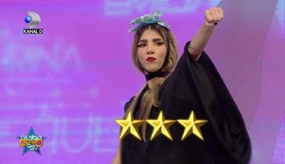 """Silvia de la """"Bravo, ai stil! All Stars"""", pregatita de Exatlon"""