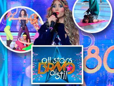 "Silvia, preferata publicului la Gala ""Anii '70-'80, Bravo, si stil! All Stars""! Show total, seara trecuta, la Kanal D"