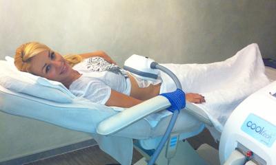 Catrinel Sandu recomanda mamicilor ultima tehnologie in materie de slabit!