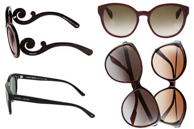 Regula de aur: Forma ochelarilor de soare trebuie sa fie opusul formei fetei
