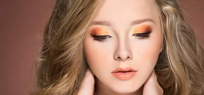 Machiaj de portocala, la moda in sezonul rece
