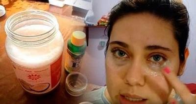 Crema asta de fata din trei ingrediente sterge ridurile cu buretele - Te face sa arati cu 5 ani mai tanara
