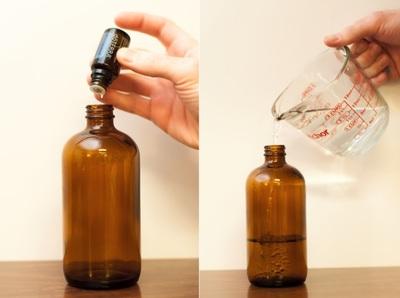 Cum iti poti prepara acasa apa de gura. Iata o reteta cu plante medicinale
