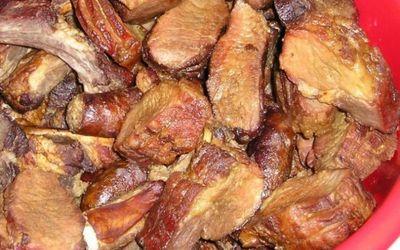 Secretul pentru cea mai delicioasa carne la garnita! Uite cum se prepara!