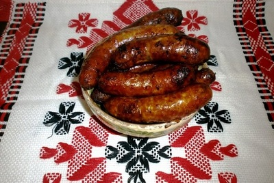 Reteta traditionala de Craciun: Carnati de casa, dupa reteta bunicii