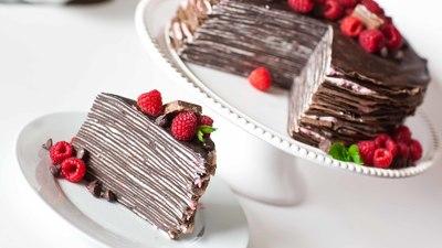 VIDEO! Cum sa faci cel mai bun tort de clatite! Incearca reteta asta!