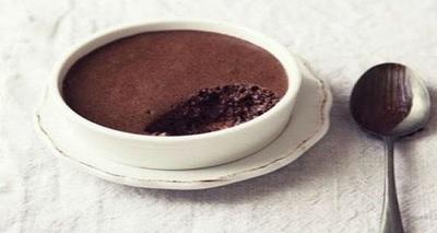 Budinca de cicocolata dietetica! O poti include in orice regim de slabire!
