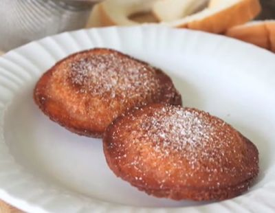 VIDEO! Cum sa faci cele mai simple si gustoase gogosi din felii de paine!