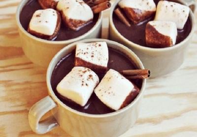 Ciocolata calda - O reteta aromata