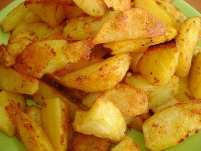 Cartofi cu mujdei, de post! Cum se prepara reteta asta delicioasa!
