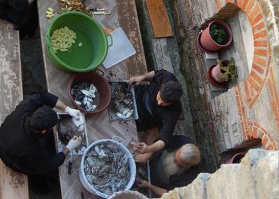 Postul Pastelui - Sfaturi culinare de la manastire