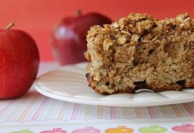 Cum sa faci o prajitura de mere foarte sanatoasa! Are putine calorii!