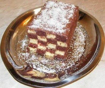 """Tort """"Sah-Mat""""! Usor de facut si delicios"""
