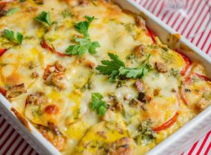 Din 4 ingrediente, in doar 5 minute, pregatesti cina rapid!