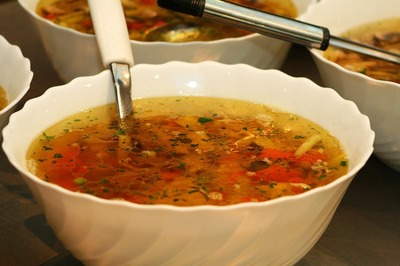 Cea mai gustoasa supa de legume! Consum-o regulat si vei putea da jos pana in 5 kg pe saptamana!