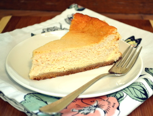 Tarta cu miere, branza si iaurt - un deliciu de toamna
