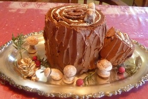 Buturuga de ciocolata! Reteta delicioasa pentru masa de Revelion