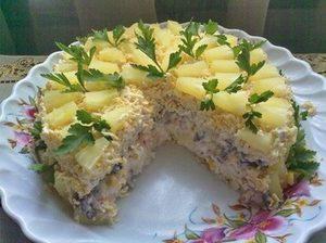 Salata Miracol – surpriza de pe masa de Revelion