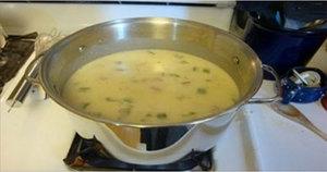 Supa din 52 de catei de usturoi - cel mai bun tratament natural pentru zeci de boli