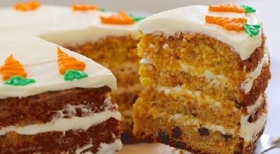 Tort de morcovi pentru Paste! Reteta simpla, ieftina si delicioasa