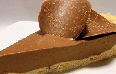 Reteta pentru cea mai gustoasa tarta de ciocolata! Trebuie sa o incerci!