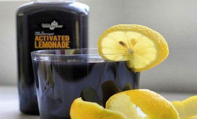 Cea mai sanatoasa limonada - invata sa prepari limonada neagra!