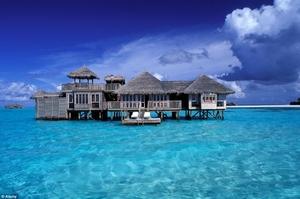 VIDEO Asta este Paradisul! Hotelul asta a devenit cel mai tare din lume